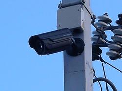 52万画素SONY製EXviewHADCCDⅡ搭載望遠防犯カメラ